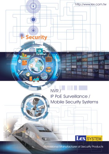 NVR / IP PoE Surveillance / Mobile Security Systems