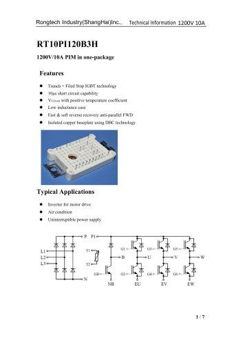 RT10PI120B3H PIM module