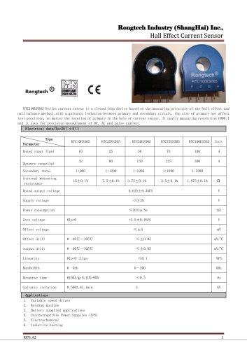 RTC100ES565 close current sensor