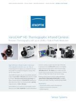 VarioCAM HD Thermography Camera