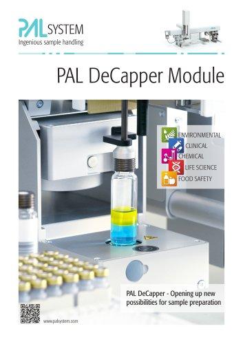 PAL DeCapper Module