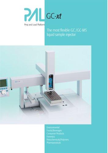 PAL GC-xt brochure