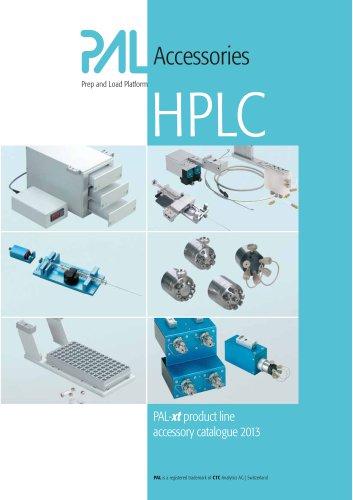 PAL HPLC Accessories catalogue
