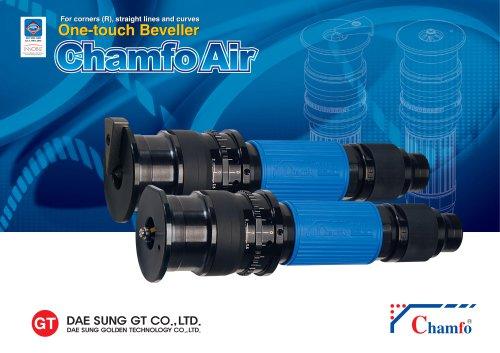 Beveler-Air Catalog