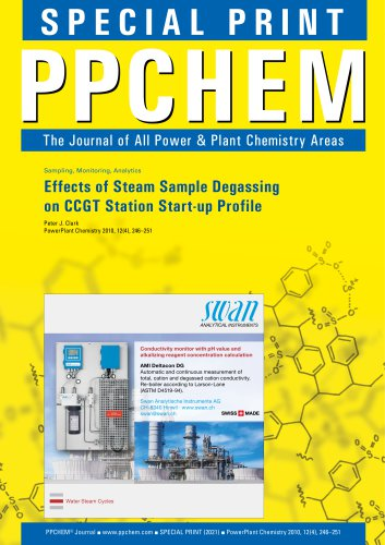 Effects of Steam Sample Degassing on CCGT Station Start-up Profile