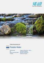Product Overview for Online Monitoring for Potable Water
