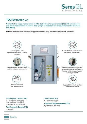 TOC Evolution VUV