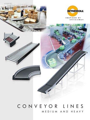 Conveyor Lines Catalogue