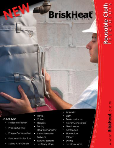 reusable cloth insulator