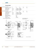 Standard Rotary Stepper Motors - 10