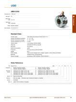 Standard Rotary Stepper Motors - 9