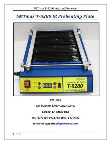 SMTmax T-8280 IR Preheating Plate