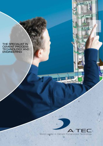 The specialist  in  cement  process  Technology and  engineering