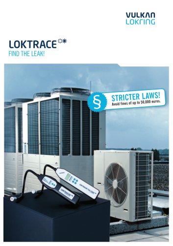 LOKTRACE - Trace gas leak detection