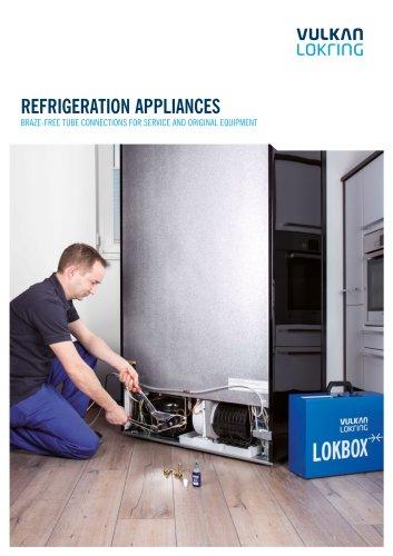 Refrigeration Appliances Catalogue