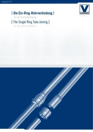 Single Ring Tube Joining catalogue