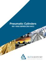 Pneumatic ISO cylinders - 1