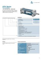 Pneumatic ISO cylinders - 9