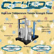 Double Column Fabric Tensile Strength Testing Machine - 1