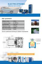 Electrodynamic Vibration System - 1