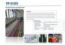 Haida Proposal of Infant Products Test Machine - 3