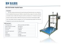 Haida Proposal of Infant Products Test Machine - 5