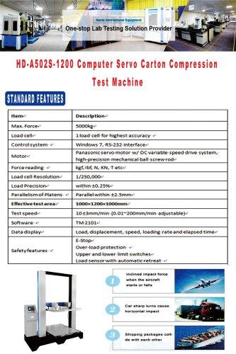 HD-A502S-1200 Compression Tester