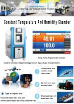 HD-E702 Temperature And Humidity Chamber