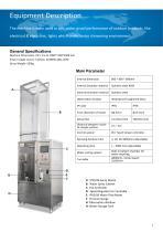 HD-E710-3 Water Spray Test Chamber _IPX5, IPX6_ - 2