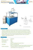 SCOOTER ENDURANCE TEST MACHINE - 1