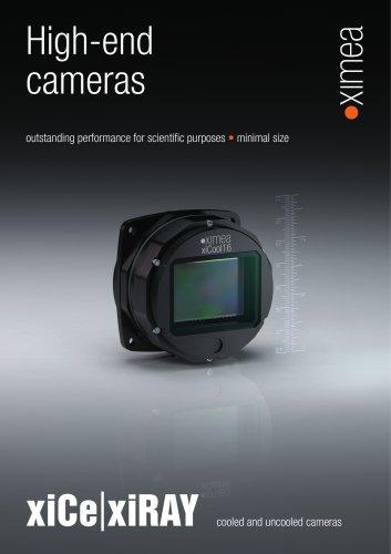 X-RAY CCD Cameras