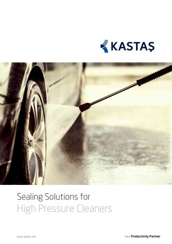 Sealing Solutions for High Pressure Cleaners