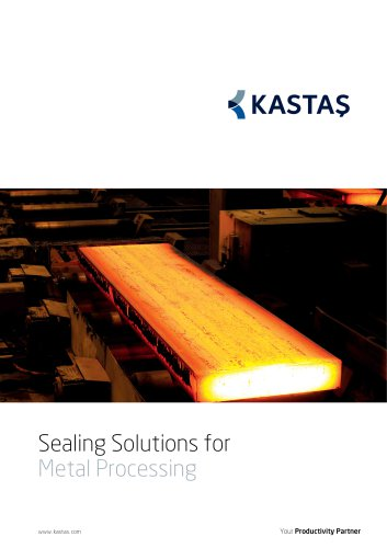 Sealing Solutions for Metal Processing