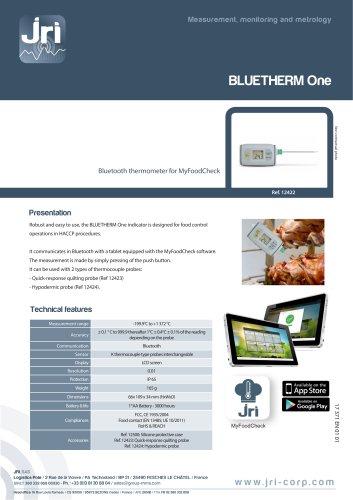 Bluetherm One Indicator