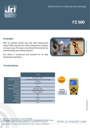 INFRARED PORTABLE INDICATOR FZ500