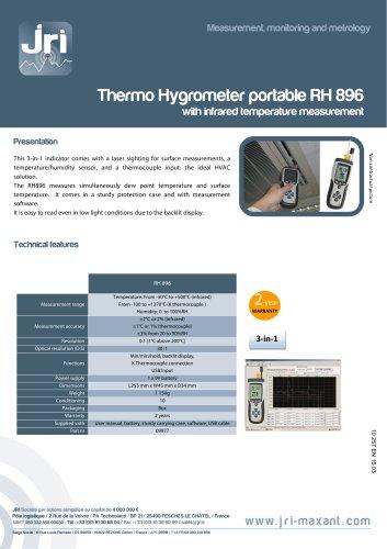 PORTABLE INFRARED INDICATOR RH896