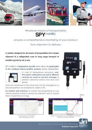 SPYmobility