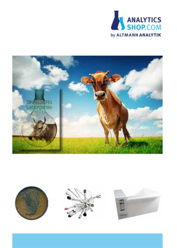 Laboratory Supplies for the Dairy Lab 2017