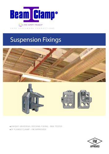 BeamClamp Suspension Fixing