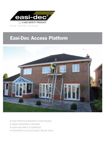 Easi-Dec Access Platform