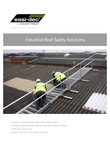 Industrial Roof Safety Solutions