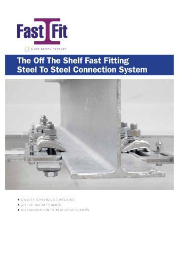 The Off The Shelf Fast Fitting Steel To Steel Connection System