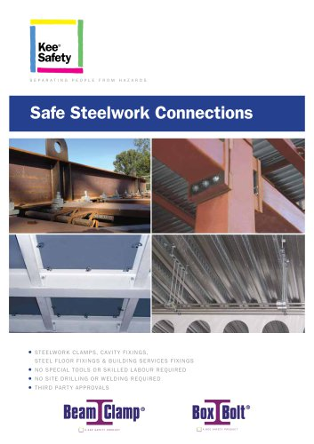 Safe Steelwork Connections