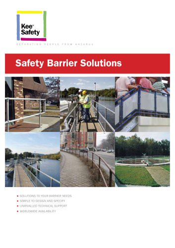 Safety Barrier Solutions