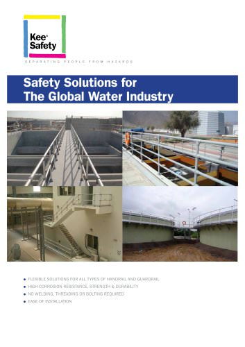 Safety Solutions for The Water Industry