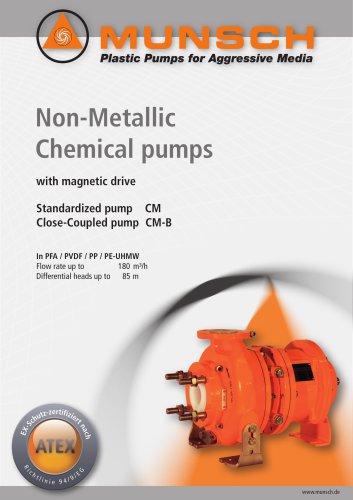 Non Metallic Chimical Pumps CM