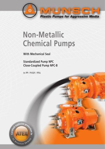 Standardized Pump NPC Close-Coupled Pump NPC-B