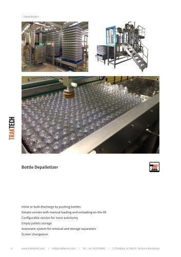 Bottle Depalletizer