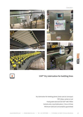 CHP dry lubrication / Conveyor lubrication