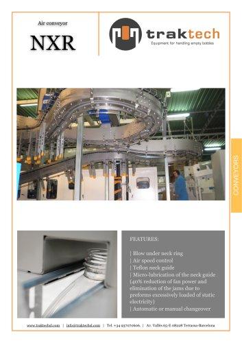 Traktech Air conveyor